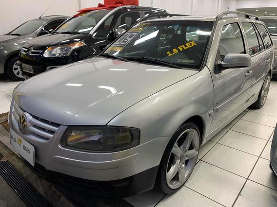Volkswagen Parati 1.6 Trend Total Flex 5p 2009