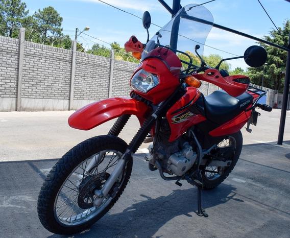 Honda Xr125l Mc