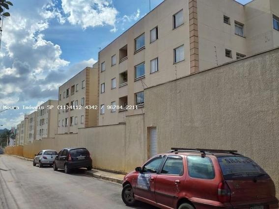 Apartamento/usado Para Venda Em Suzano, Centro, 2 Dormitórios, 1 Banheiro, 1 Vaga - 400203