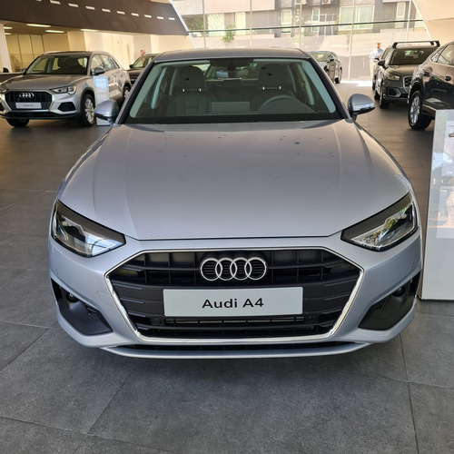 Audi A4 2021 2.0 40 Tfsi Front