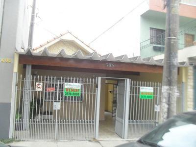 Casa Para Venda, 2 Dormitórios, Vila Anastácio - São Paulo - 863