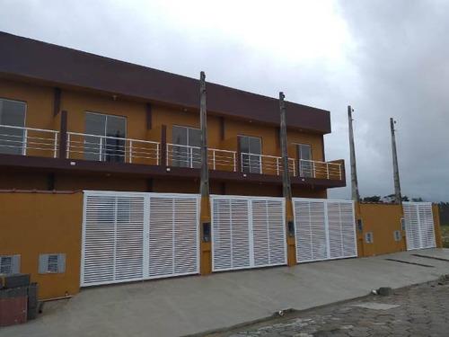 Excelente Casa Nova Na Cidade De Peruíbe - 7110 | A.c.m