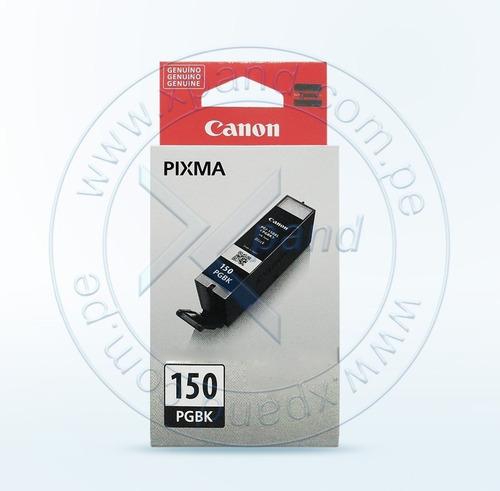 Cartucho Tinta Canon Pgi-150 Ip7210 Ip8710 Ix6810  Mx721