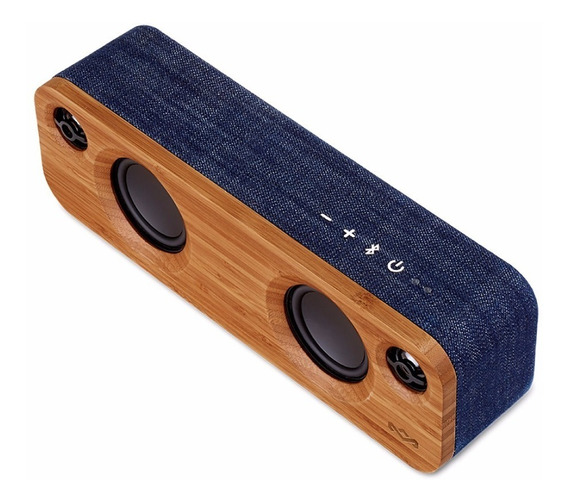 Parlante Bluetooth House Of Marley Get Together Mini Denim