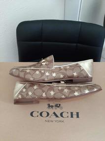 Zapatos Mocasines Coach Original