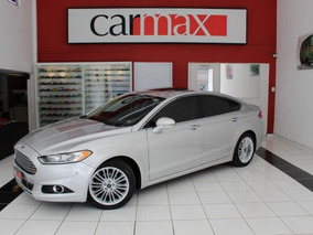 Ford Fusion Titanium 2.0 Ecoboost Awd 2.0 Ecoboost, Pvd1593