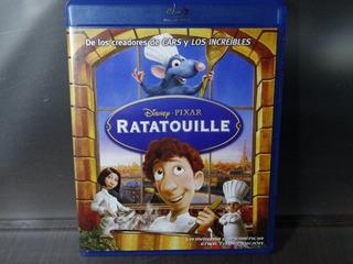 Ratatouille Disney Pixar Pelicula Blu-ray