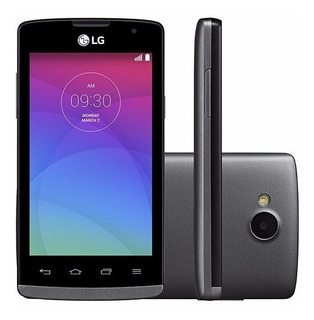 Lg Joy H222 Tv Dual Chip, Android 4.4, 4gb, 5mp - Semi Novo