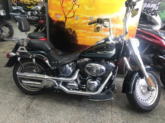 Harley-davidson Fat Boy 2008 - King Motos