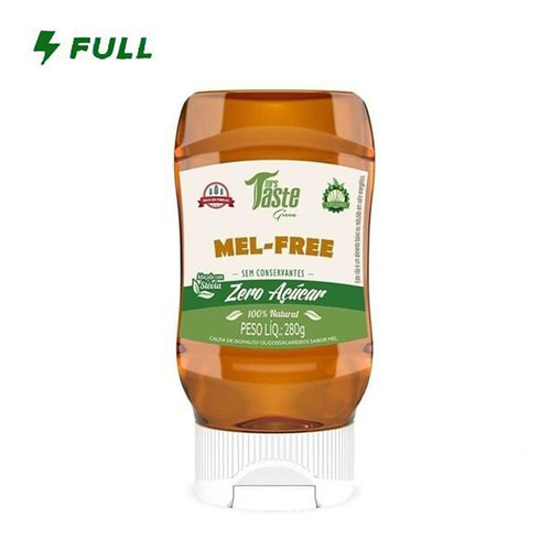 Imagem 1 de 3 de Mel Free Zero Açúcar/sódio Sem Conservantes 280g - Mrs Taste