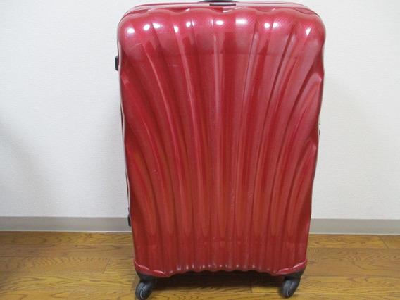 Samsonite Valija Rígida Cosmolite Rojo Spinner 74 3.4 Kg
