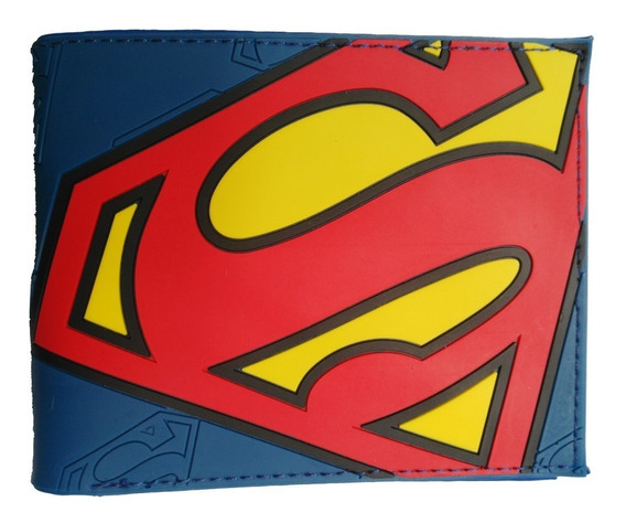 Cartera Batman Superman Spiderman Cap. America