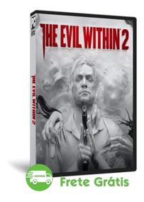 The Evil Within 2 Pc Português Dublado Mídia Física + Dlc