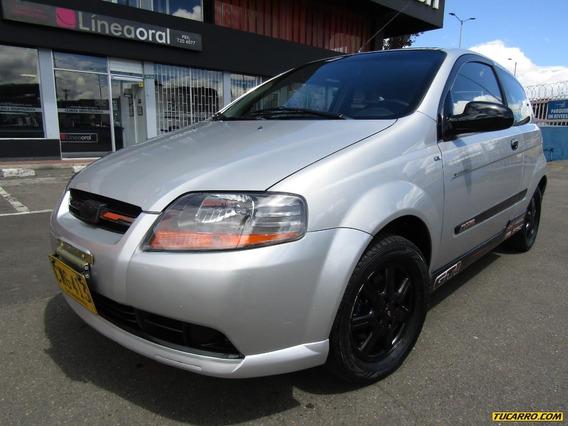 Chevrolet Aveo Aveo Limited Gt