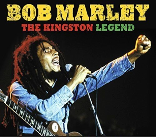 Lp Bob Marley The Kingston Legend Importado Leia Descrição