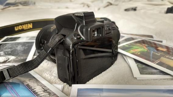 Nikon D5300 (corpo) 38mil Cliques