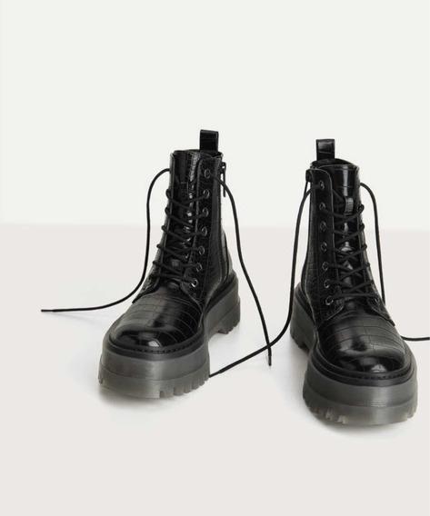Botas Plataforma Instabaddie/ Platform Boots