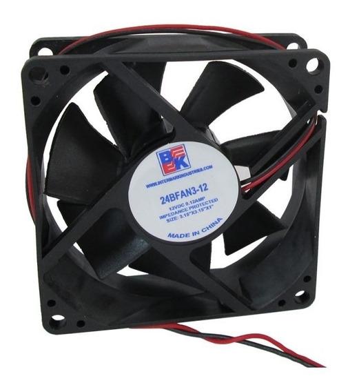 Ventilador Fan Cooler Extractor 12v Bk Original