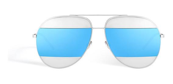 Oculos Dior Split 100% Original Sky Blue