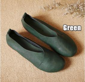 Zapatos Artesanales Color Verde De Piel
