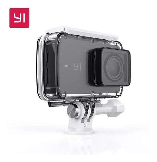 Kit Câmera De Ação Xiaomi Yi Discovery 4k+ Acessorios