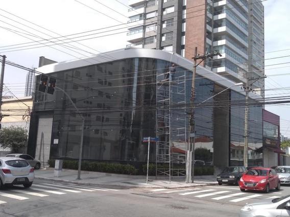Ponto Em Tatuapé, São Paulo/sp De 1300m² Para Locação R$ 130.000,00/mes - Pt434343