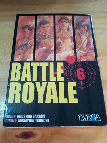 Battle Royale 6 - Takami - Taguchi - Ivrea 2006