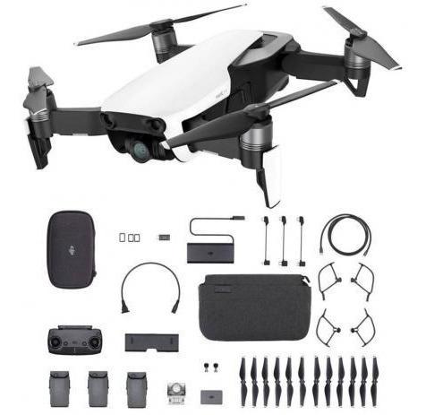 Drone Mavic Air, Fly More Combo Comprado Nos Estados Unidos.