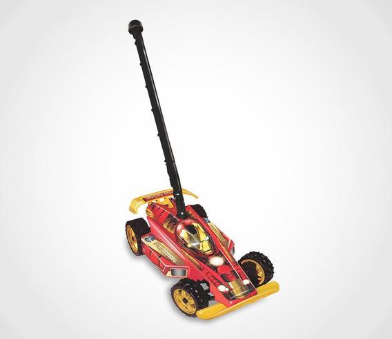 Brinquedo Carrinho Hand Car Homem De Ferro - Lider
