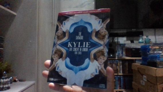 Cd Kylie Minogue Live Concert In London Tour Lacrado F 10 R$