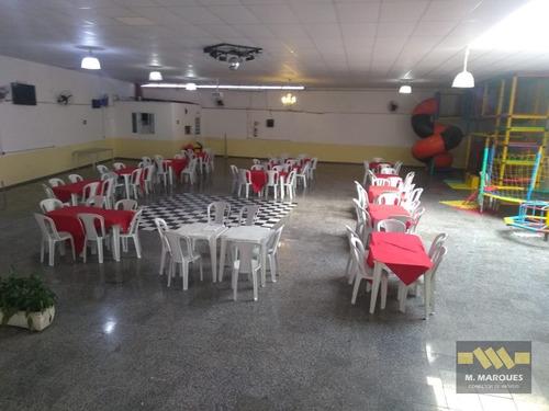 Imagem 1 de 8 de Loja/salão Em Vila Oliveira  -  Mogi Das Cruzes - 3442