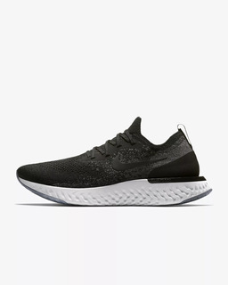 Tenis Nike Epic React Black Dama