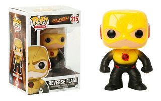Funko Pop 215 Reverse Flash - The Flash