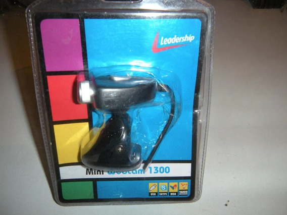 Mini Web Cam 1300 Marca Leadership