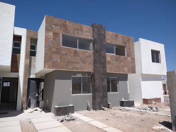 Casas En Venta En Privada En Pozos San Luis Potosi