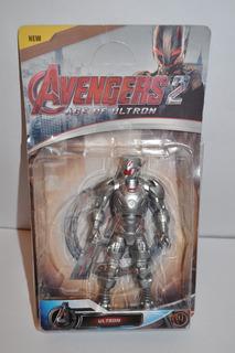 Muñeco Figura Ultron De Los Vengadores De Marvel