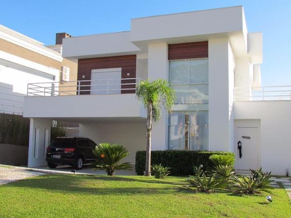 Maravilhosa Residência No Alphaville - Residencial Andorinhas - Ca0248