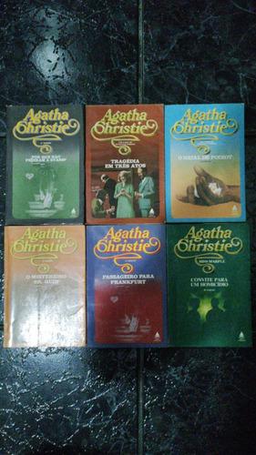 Coleção Agatha Christie (6 Livros)