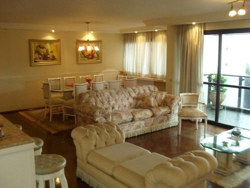Apartamento - 4 Dorms - 3 Suites - 3 Vagas - À Venda No Alto Da Lapa - 85-im373713