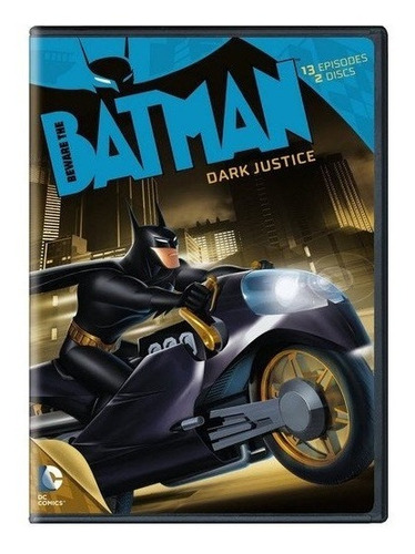 Imagen 1 de 1 de Beware The Batman - Serie Completa - Dvd