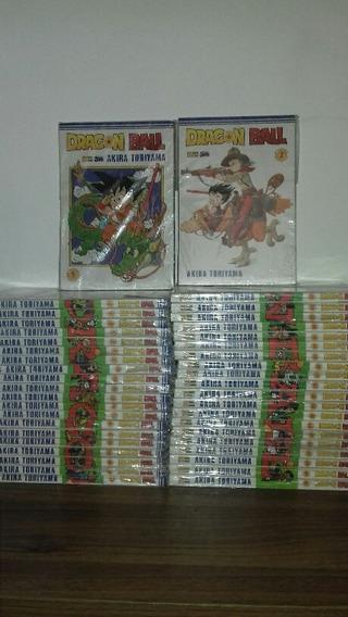 Dragon Ball 1 A 42 Panini Comics Coleção Completa Ótimo Esta