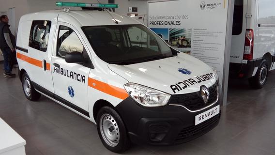 Renault Kangoo Ambulancia 1.6 Sce (sf)