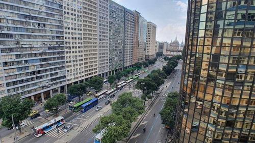 Imagem 1 de 12 de Sala Comercial - Avenida Presidente Vargas - Venda - Centro - Sa1240