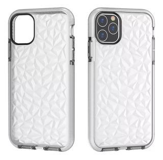 Funda Reforzada Diamantes iPhone 6 7 8 Plus X Xr 11 11 Pro