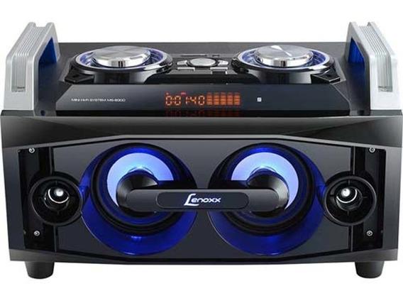 Speaker Boom Bluetooth Lenoxx Ms8300 - Preto