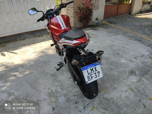 Honda 500 F