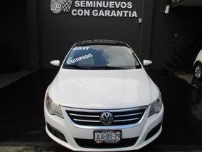 Volkswagen Passat Cc 2011 2.0 Cc Turbo Fsi Dsg Multimedia