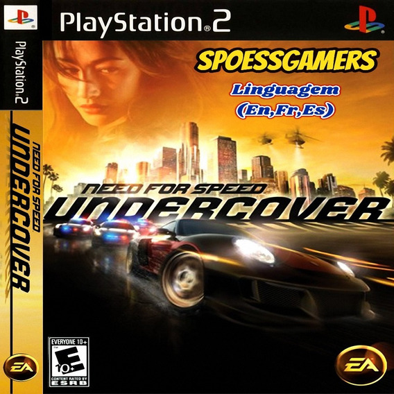 Need For Speed Undercover Ps2 Desbloqueado Patch