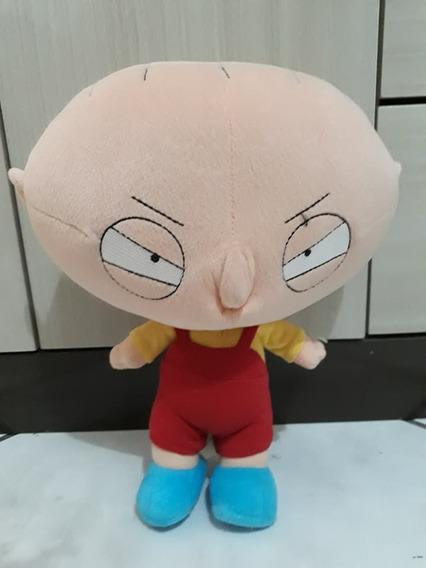 Pelucia Family Guy Stewie Griffin Com 28cm - Lindo Original