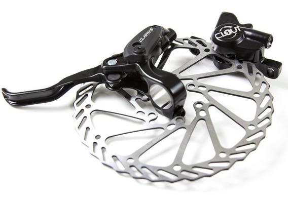 Frenos De Disco Hidraulicos Bicicleta Clarks Clout1 C/rotor